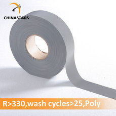 N 20471 Class 2 Polyester reflective fabric tape