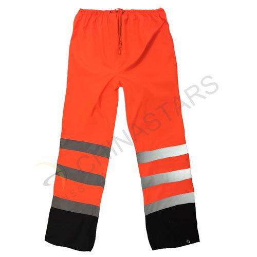 Double color reflective pants