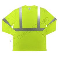 Reflective long sleeves shirt 2 colors available