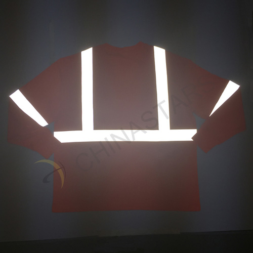 Reflective long sleeves shirt 2 colors available