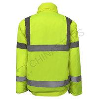 Reflective class 3 jacket
