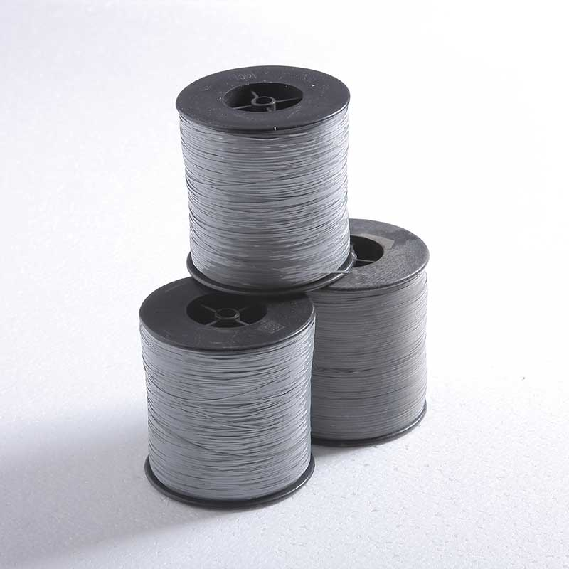 single side reflective yarn for knitting