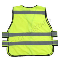 Slip-on reflective vest