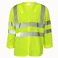 Half-sleeve reflective shirt