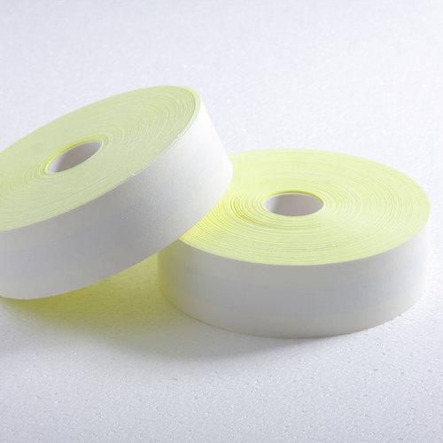 100% aramid fireproof reflective tape yellow-silver-yellow