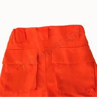 Polyester reflective pants