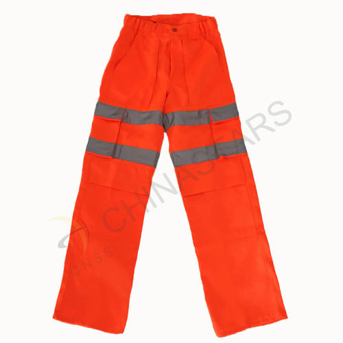 Polyester reflective pants