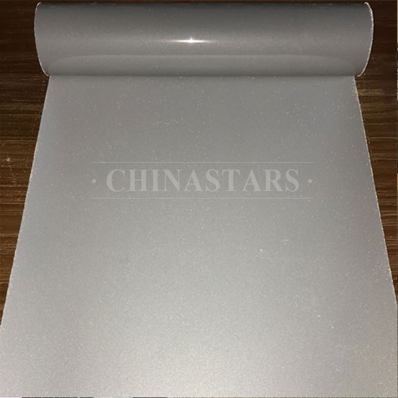 Csr 1303 9z Silver Glass Beaded Reflective Graphics Film