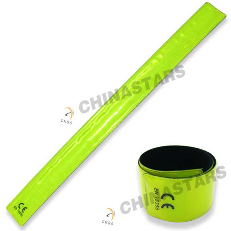 EN 13356 PVC reflective armband