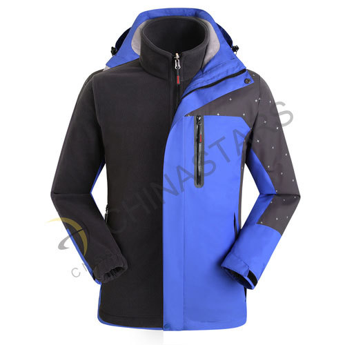 Fashion reflecive intercharge jacket