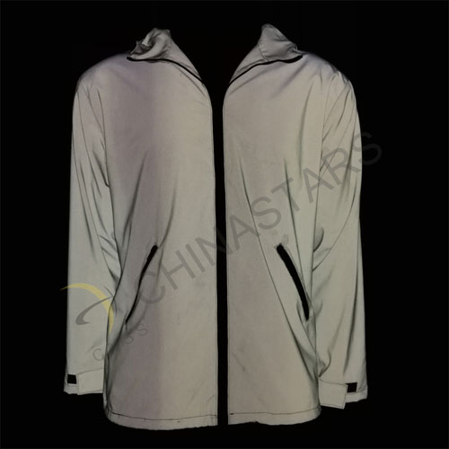 Reflective sports hoodie