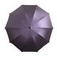 Sun Rain Three folding safety umbrella with reflective edge