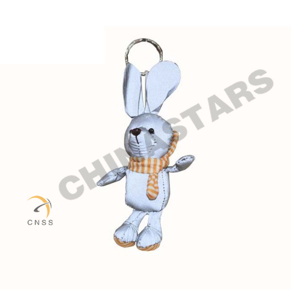 Reflective animal toy for promotion EN13356