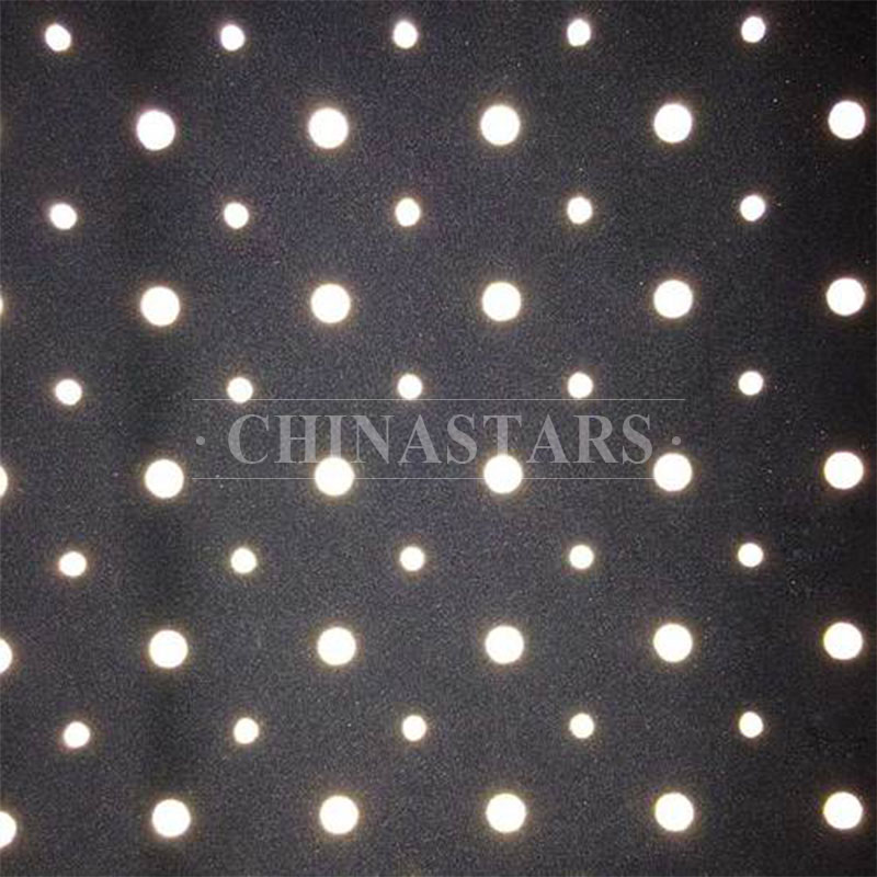 Csr 8011 Dot Pattern Reflective Fabric For Outdoor