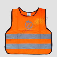 High visible children safety reflective vest