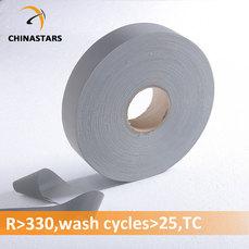 EN 20471 Ceritified TC backing high reflective fabric