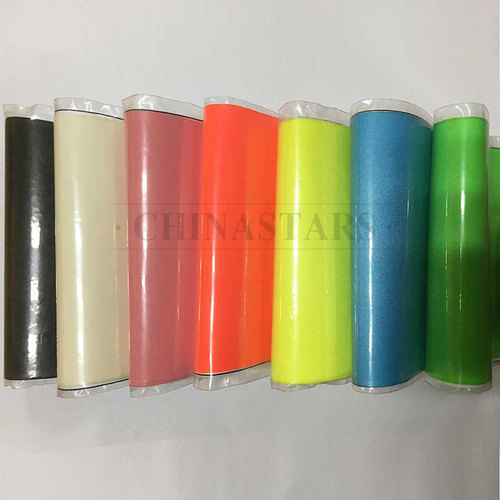 Standard colored reflective tape