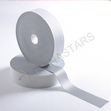 EN ISO 20471 single side elastic reflective fabric