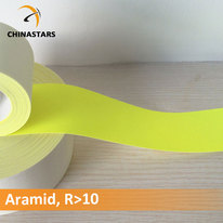 Aramid reflective tape for clothing