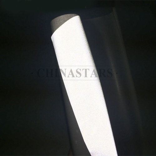 Reflective heat transfer film for graphic design