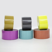 Standard colored reflective heat transfer film