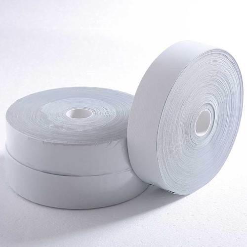 Double sided elastic reflective fabric tape CE certified