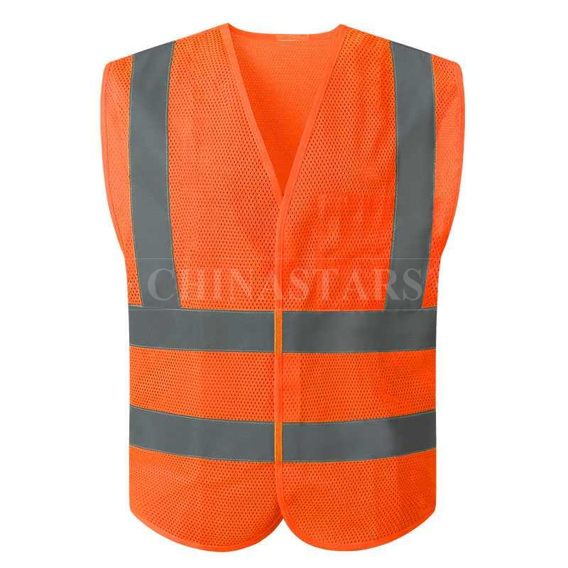 ANSI107 Class 2 safety reflective vest