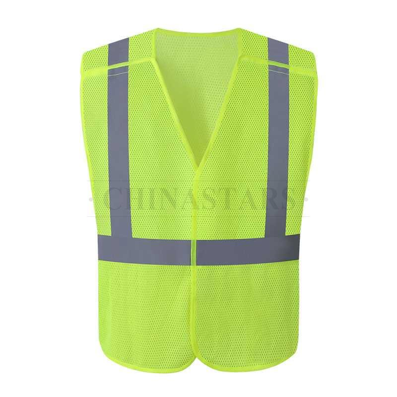 5 point breakaway mesh reflective vest