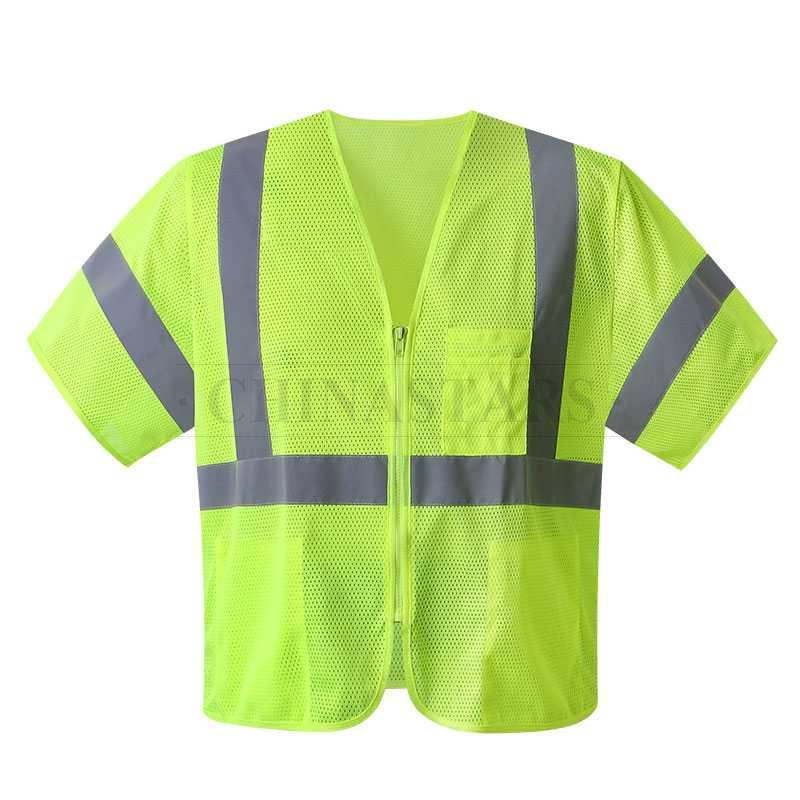 Csv 126 Ansi107 Csa Z96 Class 3 High Visibility Safety