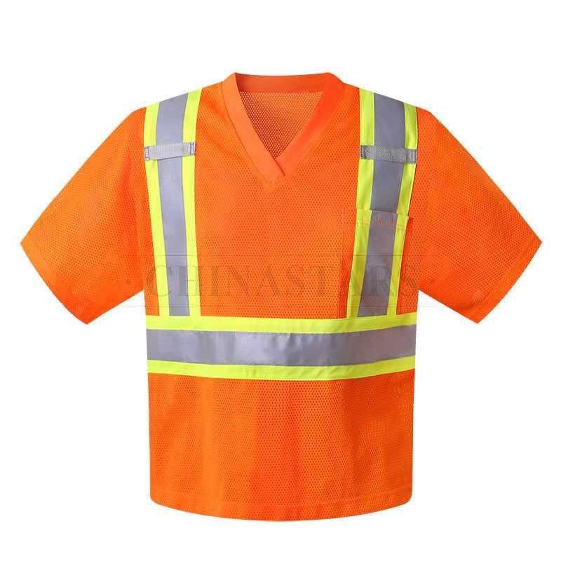 CSA-Z96 Class 2 high visibility vest