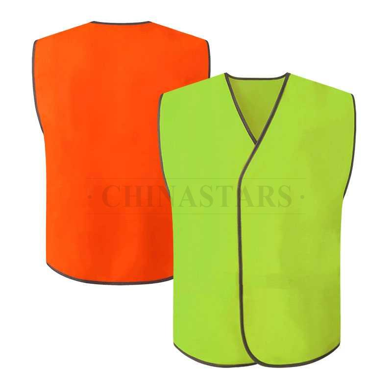 AS/NZS 4602.1 Class D safety vest