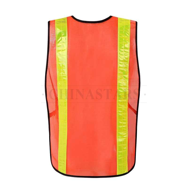 Non-rated mesh reflective vest