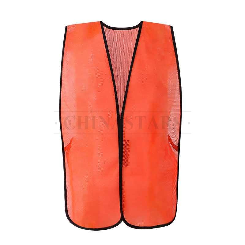 Non-rated mesh safety vest