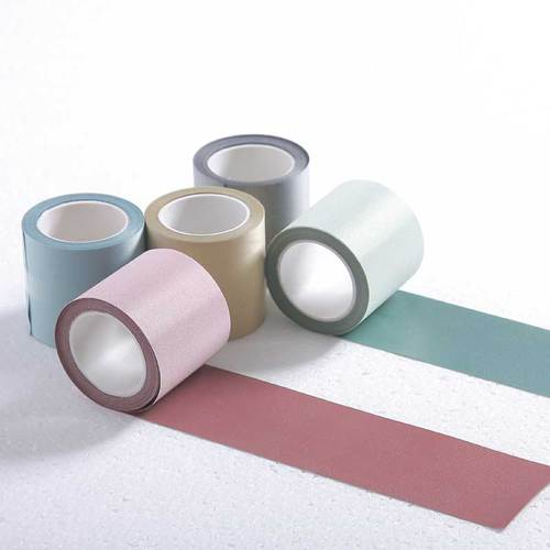 High visibility customizable colored reflective tape