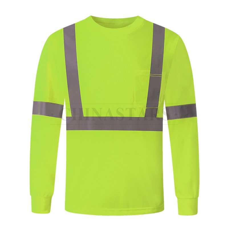 Csr T015 Ansi 107 Amp En 20471 Class 2 High Visibility Long