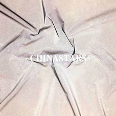 Nylon taffeta ultra soft reflective fabric
