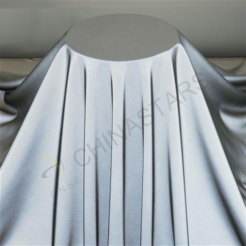 Silk Ultra Soft Nylon Reflective Fabric for Clothing