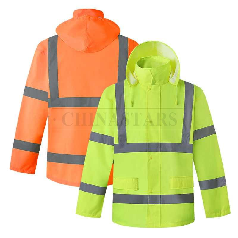 fine quality shop for best a great variety of models Wholesale Reflective Safety Raincoat Supplier ...
