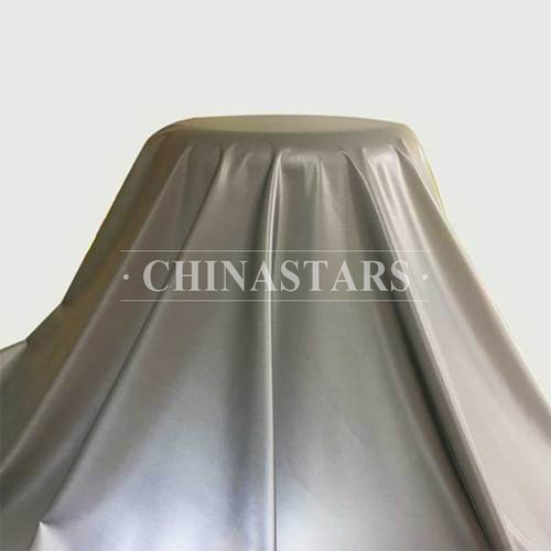 Super thin reflective spandex fabric for outdoor wear