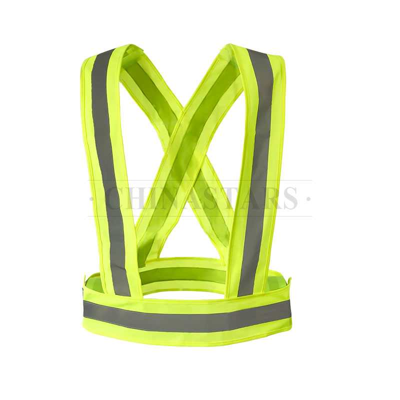 4-point Breakaway reflective belt