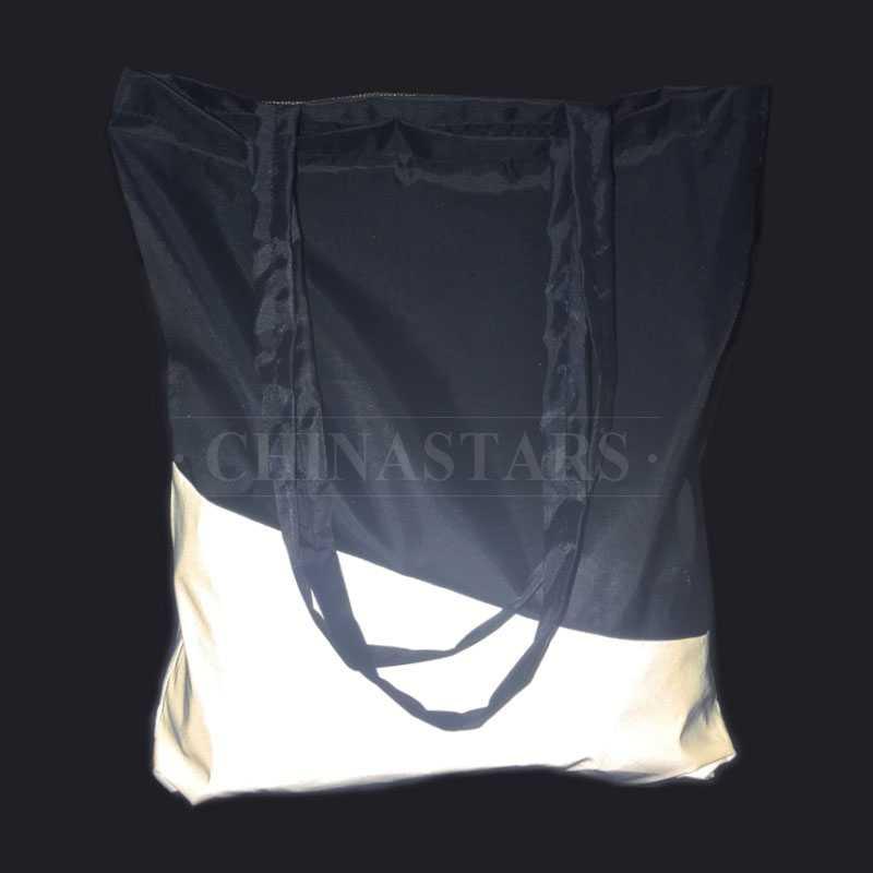Reflective oxford Tote Bag