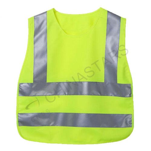 Csv 005 High Visibilty Colorful Children Reflective Vest