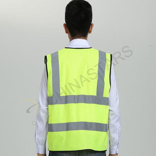 Class 2 anti-static FR reflective vest