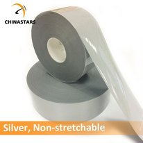 Silver reflective heat transfer film