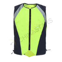 Cycling running waterproof sports vest
