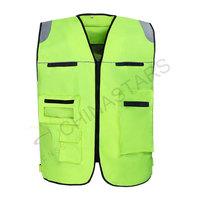 Reflective waterproof sportswear