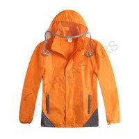 Reflective safety rainsuit