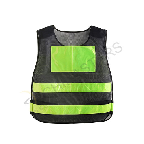 Mesh reflective vest  2 colors available