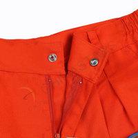 Hi-vis fluorescent orange pants