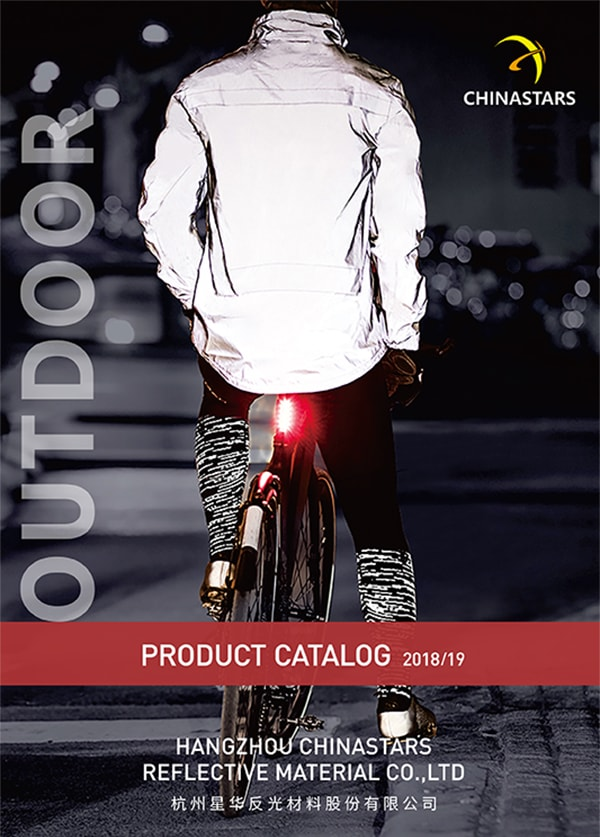 Reflective material catalogue